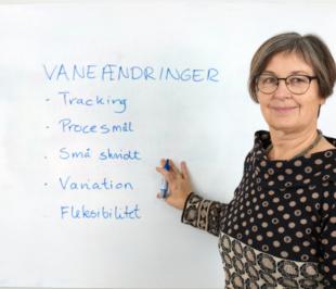 udvikler og mentor Susanne Andreasen